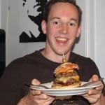 The Handyman burger