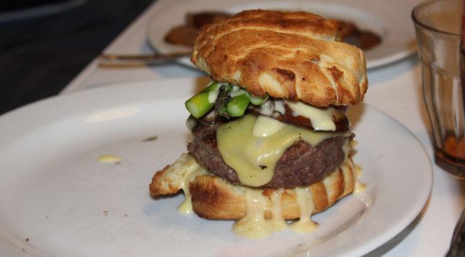 Culture Periods #3 – Art Deco Burger