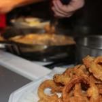 Making onion rings