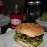 The Honky Tonk from the Cheeseburger society made by Burgerklubben