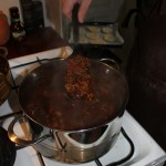 Doing the Chili